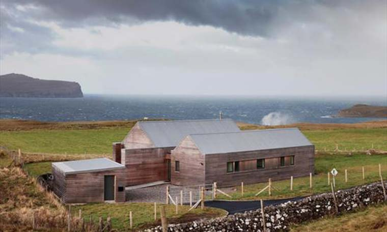The Two Byres Self Catering Accommodation Waternish Skye
