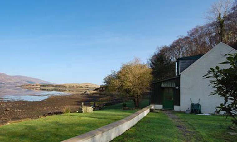 Tides Reach Self Catering Accommodation Ornsay Skye