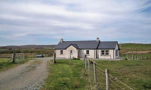 Trotternish Cottage self catering accomodation Kilmuir Skye
