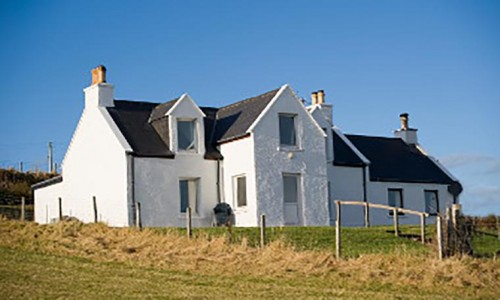 Valtos Crofthouse Self Catering Accommodation Valtos Skye