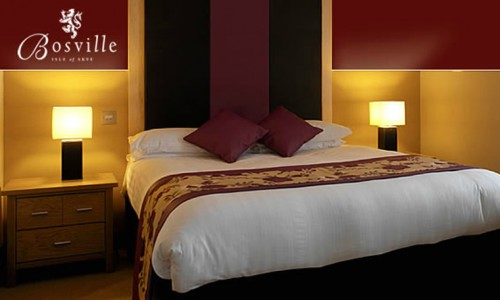 Bosville Hotel Portree Accommodation Skye