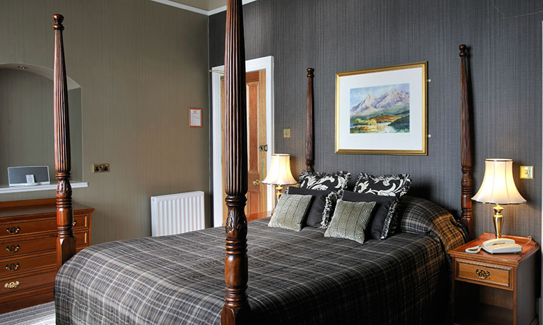 Cuillin Hills Hotel Portree Accommodation Skye