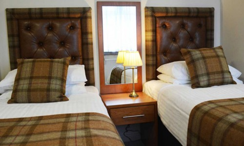 Royal Hotel Portree Accommodation Skye