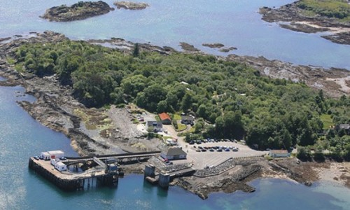 rubha-phoil-campsite-camping-accommodation-armadale-sleat-skyeaerial