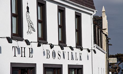 The Bosville Skye
