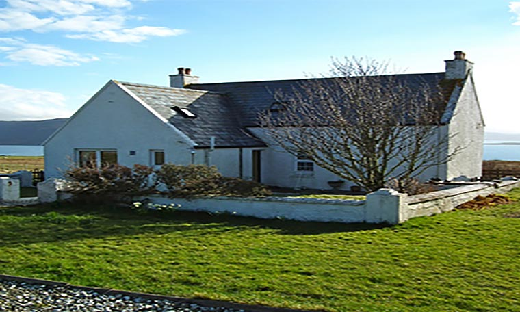 tigh Na Mara Self Catering Accomodation Waternish Skye