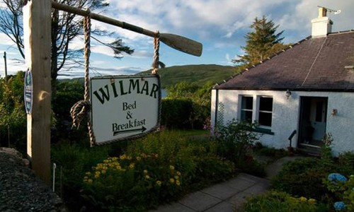 Wilmar Bed Breafast Accommodation Skye